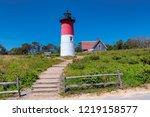 Cape Cod Lighthouse. Nauset...