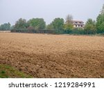 uncultivated agriculture field | Shutterstock . vector #1219284991