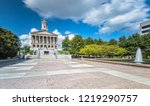 tennessee state capitol in...   Shutterstock . vector #1219290757