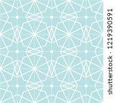 art deco seamless background.   Shutterstock .eps vector #1219390591