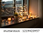 Hygge  decoration and christmas ...