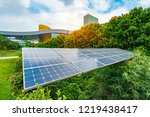 ecological energy renewable...   Shutterstock . vector #1219438417