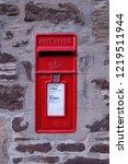 new lanark  scotland  uk   11... | Shutterstock . vector #1219511944