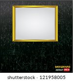 frame for picture vector | Shutterstock .eps vector #121958005