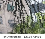 water surface of a river in the ... | Shutterstock . vector #1219673491