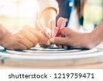 experiences  ideas and... | Shutterstock . vector #1219759471