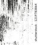 distressed overlay texture of... | Shutterstock .eps vector #1219783864