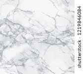 white gray marble texture ... | Shutterstock .eps vector #1219846084