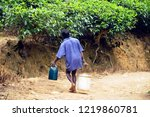 Small photo of water carrier Sri Lanka