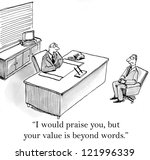 """""""i would praise you but your... 