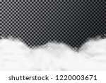 foam texture with soap bubbles... | Shutterstock .eps vector #1220003671