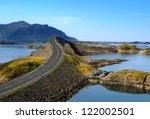 Atlantic Road  Norway ...