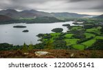panoramic view at castlerigg... | Shutterstock . vector #1220065141