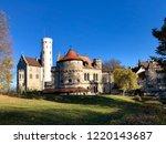 lichtenstein castle  burg...   Shutterstock . vector #1220143687