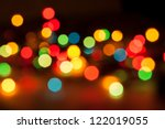 Defocused Abstract Lights...