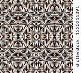 geometric seamless pattern ...   Shutterstock .eps vector #1220211391