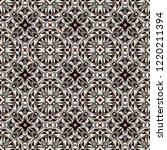 geometric seamless pattern ...   Shutterstock .eps vector #1220211394