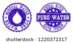 grunge mineral water pure water ... | Shutterstock .eps vector #1220372317