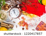 spanish speaking countries new... | Shutterstock . vector #1220417857