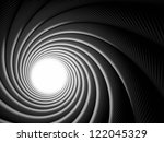 3d Image Of Inside Of Pistol...