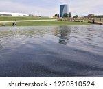 baku city new buildings and... | Shutterstock . vector #1220510524