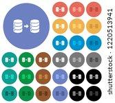 database mirroring multi... | Shutterstock .eps vector #1220513941
