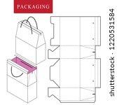 vector illustration of handle... | Shutterstock .eps vector #1220531584