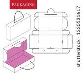 vector illustration of handle... | Shutterstock .eps vector #1220531617