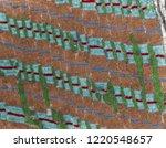 false colour transmission...   Shutterstock . vector #1220548657