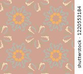 minimalist branches elegant... | Shutterstock .eps vector #1220553184
