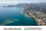 Aerial Photo Of Dili  Timor...