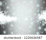 2d illustration. abstract... | Shutterstock . vector #1220636587