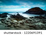 the magic of the giant's... | Shutterstock . vector #1220691391