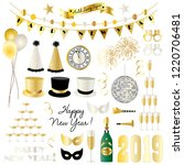 2019 New Years Eve Clipart...