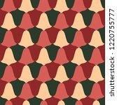 christmas bells tessellation...   Shutterstock .eps vector #1220755777