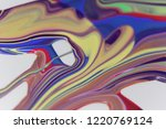 colorful abstract art | Shutterstock . vector #1220769124