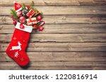 Christmas Stocking And Toys...