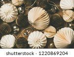 stylish christmas or new year...   Shutterstock . vector #1220869204