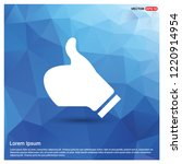 like icon   free vector icon | Shutterstock .eps vector #1220914954