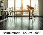 searching for fresh ideas. full ...   Shutterstock . vector #1220950504