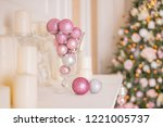 photo of romantic holiday... | Shutterstock . vector #1221005737