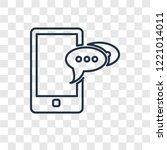 smartphone concept vector...