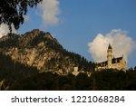 schloss neuschwanstein in...   Shutterstock . vector #1221068284