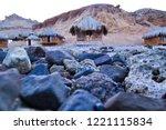sinai egypt camp | Shutterstock . vector #1221115834
