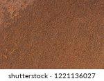 metal corroded texture  rusty...   Shutterstock . vector #1221136027