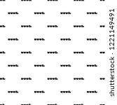 freight wagons pattern seamless ... | Shutterstock .eps vector #1221149491