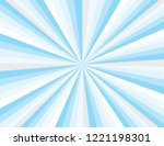 cool blue winter magical... | Shutterstock . vector #1221198301