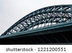 newcastle  england november 4 ... | Shutterstock . vector #1221200551