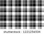 pixel check fabric texture... | Shutterstock .eps vector #1221256534