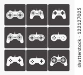 Illustration Of Game Controls ...
